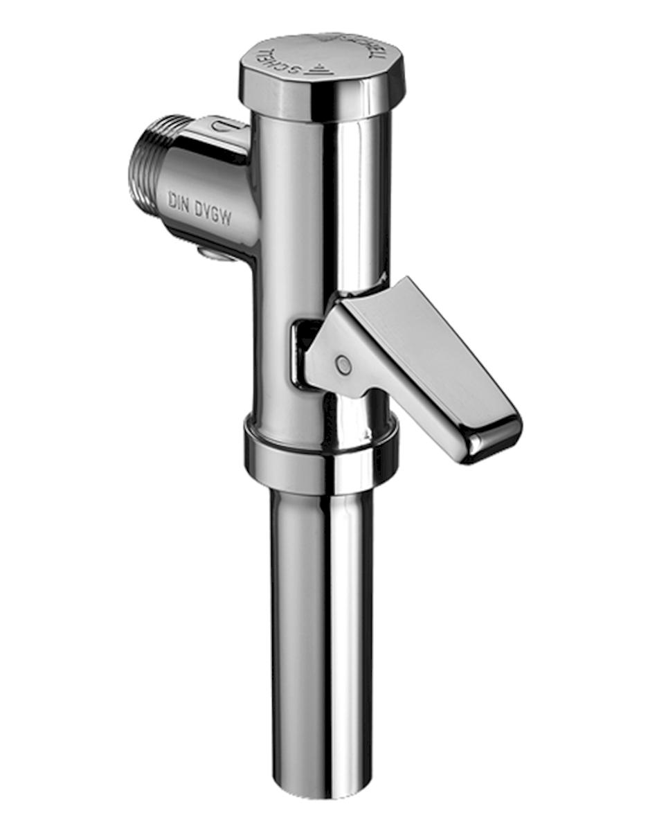 Tlakový splachovač WC Schell s páčkou (02202) 02238