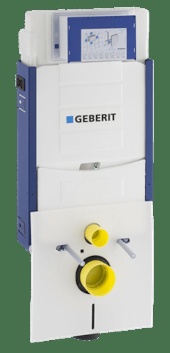 Nádržka pro zazdění k WC Geberit Kombifix 110.300.00.5