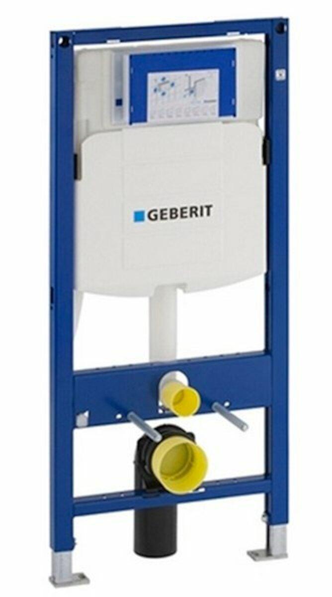 Nádržka do lehké stěny k WC Geberit Duofix 111.300.00.5