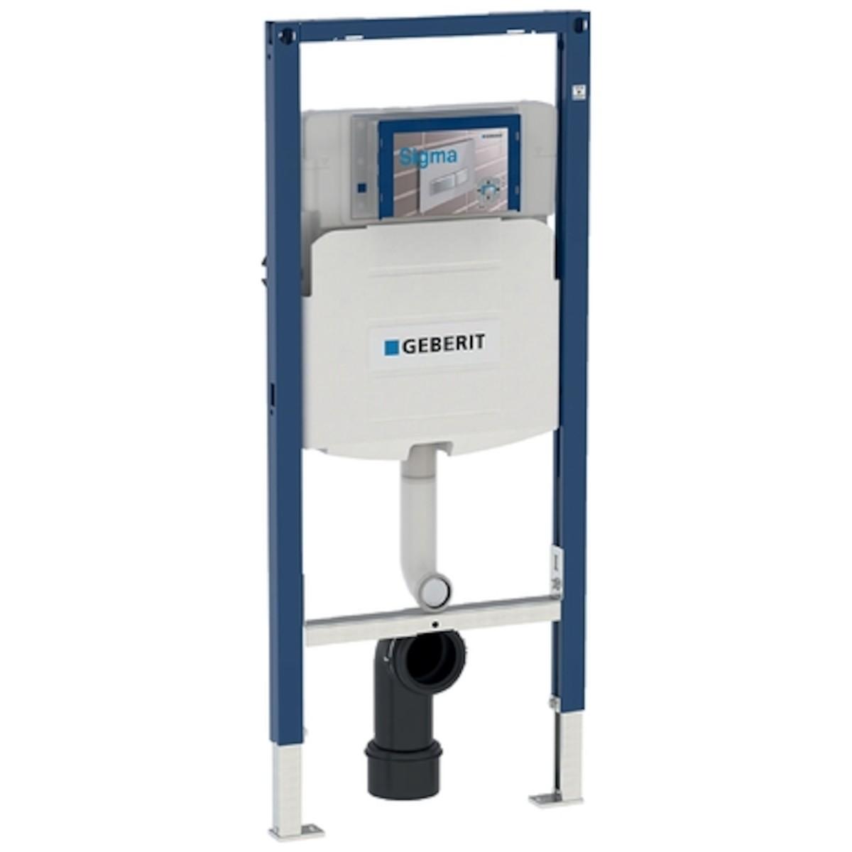 Nádržka do lehké stěny k WC Geberit Duofix 111.915.00.5