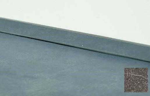 Lišta na pracovní desku granit 4 m 25x25 mm 115.WAP400
