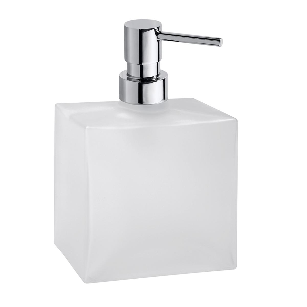 Dávkovač mýdla Bemeta PLAZA chrom 118109042
