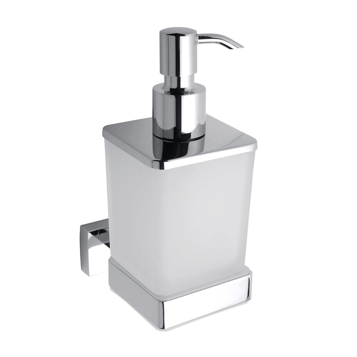 Dávkovač mýdla Bemeta PLAZA chrom 118209049
