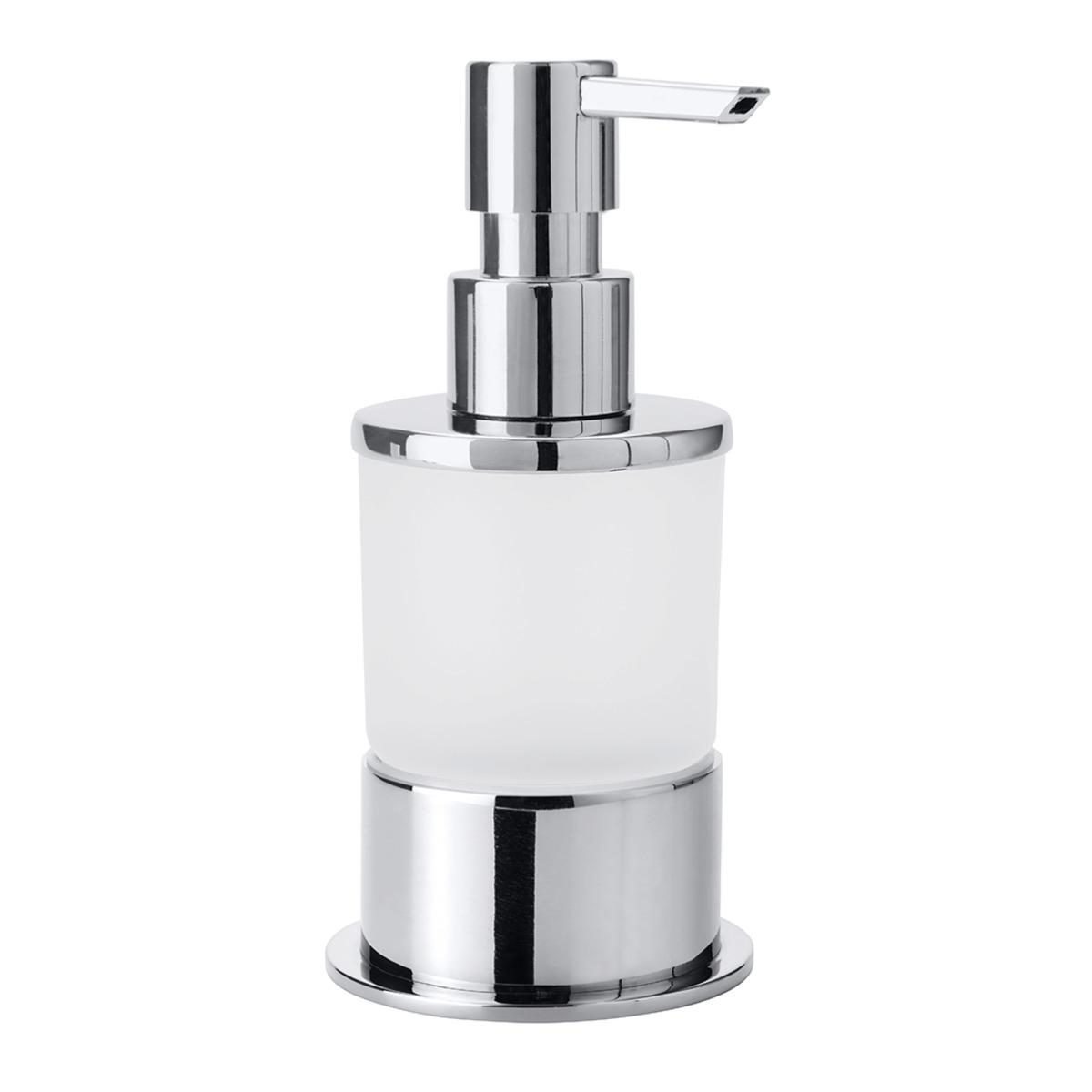 Dávkovač mýdla Bemeta OMEGA chrom 138109161