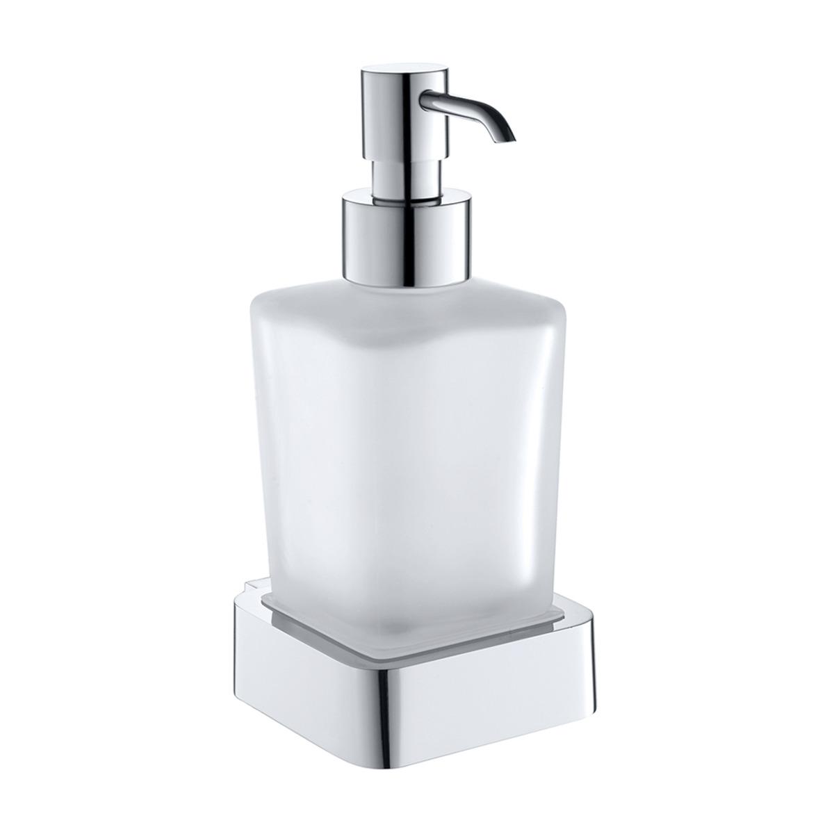 Dávkovač mýdla Bemeta SOLO chrom 139109042