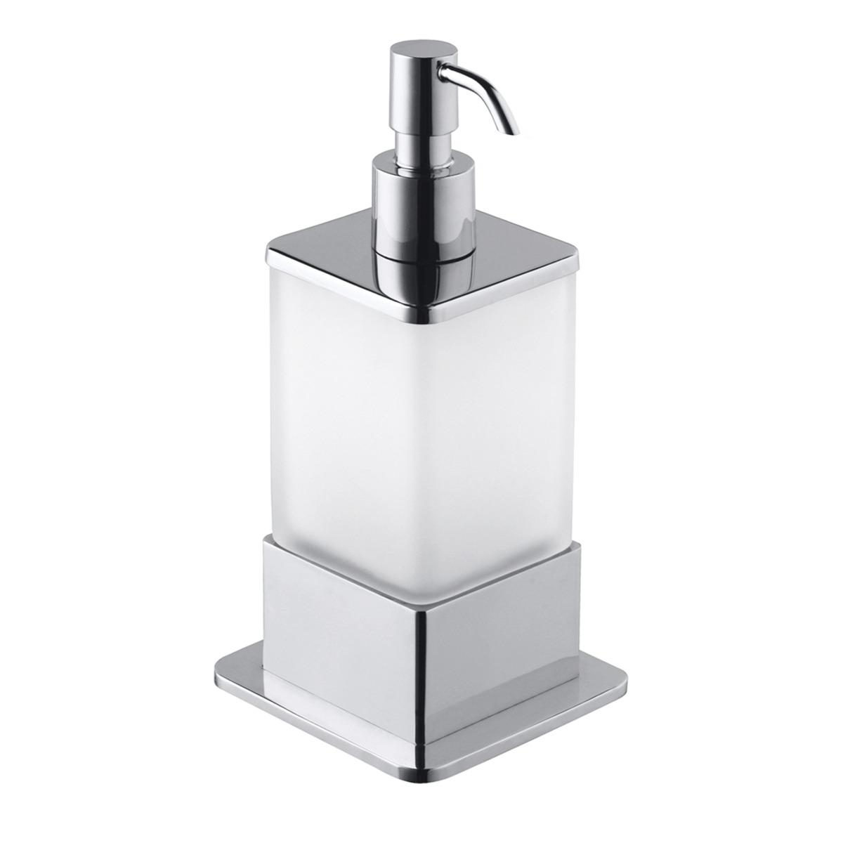 Dávkovač mýdla Bemeta PLAZA chrom 140109161
