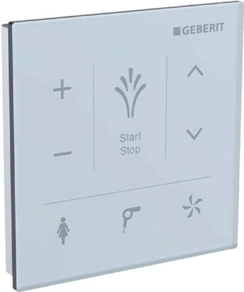 GEBERIT AquaClean Mera ovládací panel 147.038.SI.1