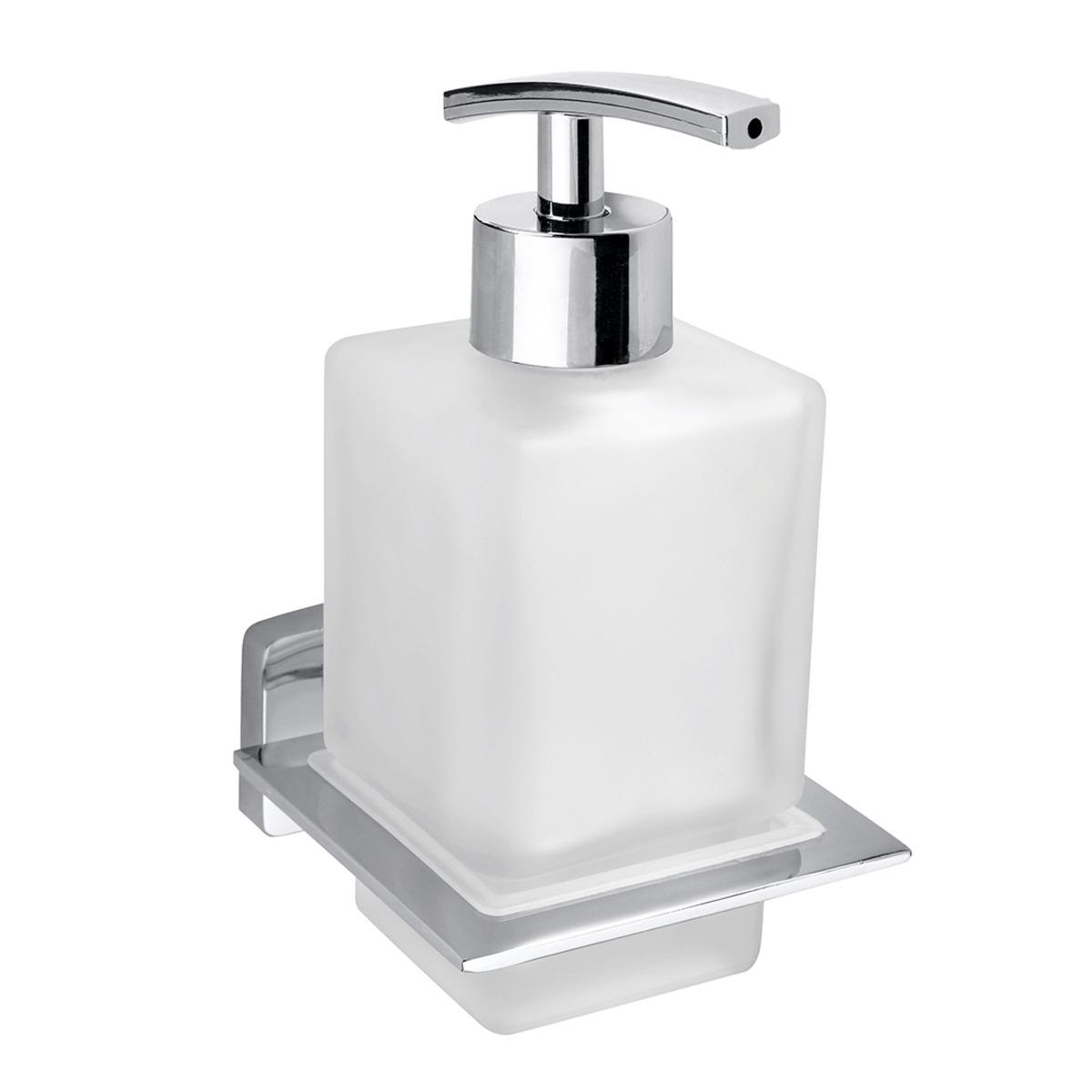 Dávkovač mýdla Bemeta NIKI chrom 153209049