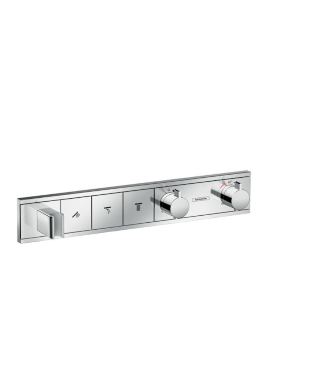Sprchová baterie Hansgrohe Rainselect bez podomítkového tělesa chrom 15356000