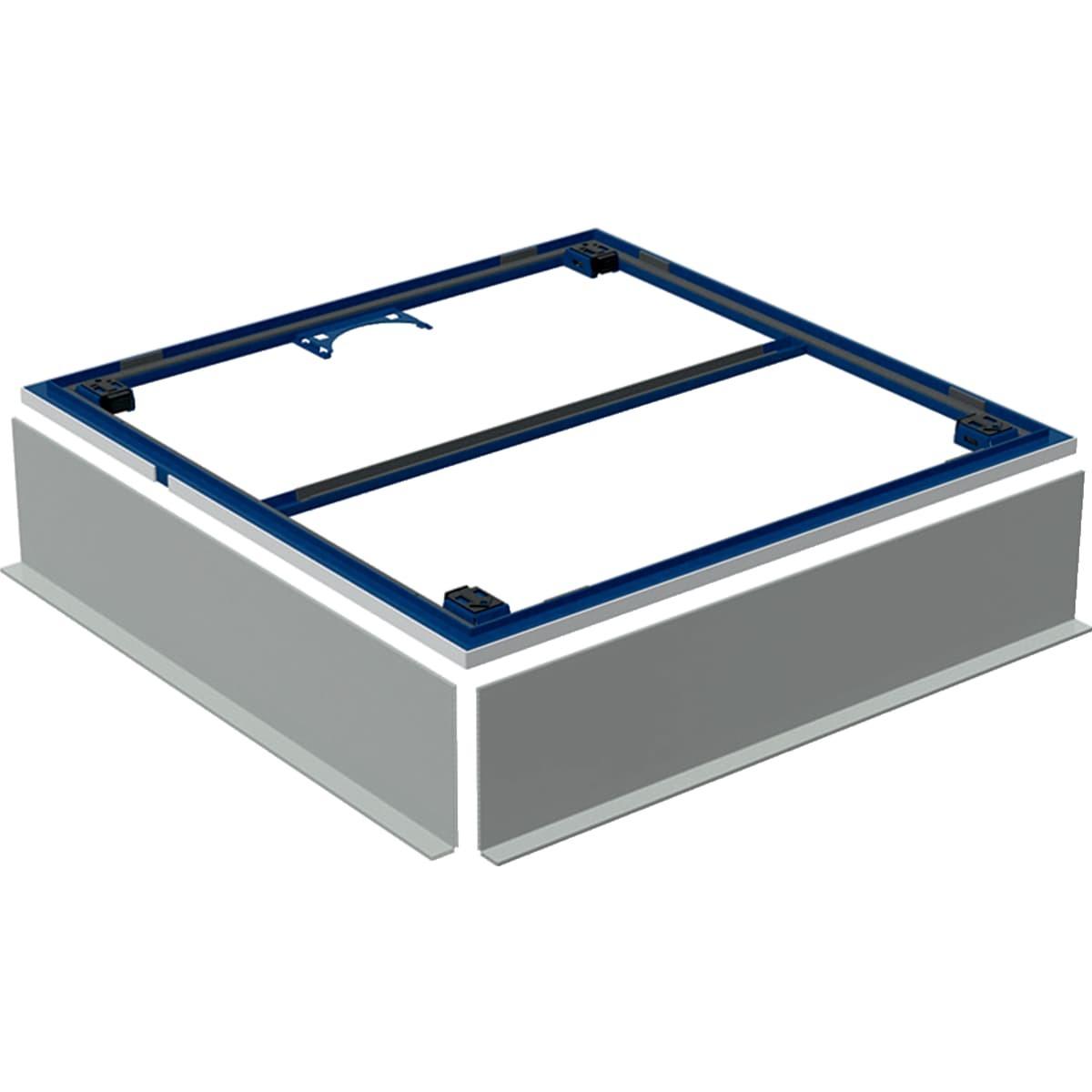 Instalační rám Geberit Setaplano pro sprchovou vaničku 154.480.00.1