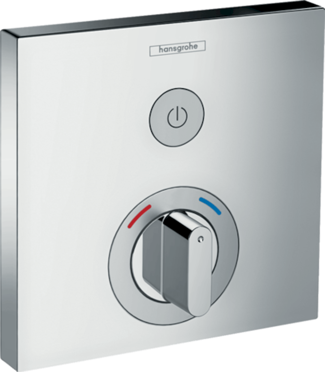 Sprchová baterie Hansgrohe ShowerSelect bez podomítkového tělesa chrom 15767000