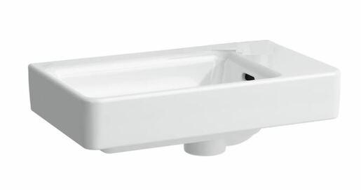 Umyvadlo Laufen Pro S 48x28 cm odkládací plocha vpravo H8159540001091