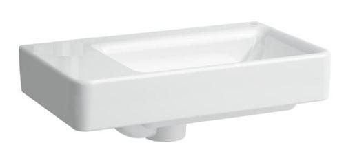 Umývátko Laufen Pro S 48x28 cm odkládací plocha vlevo H8159550001091