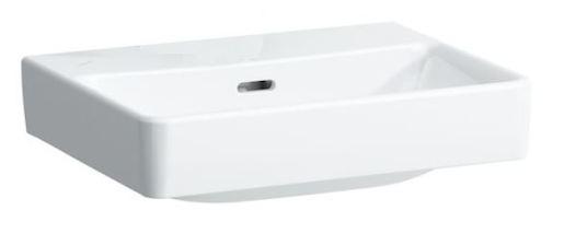 Umývátko Laufen Pro S 45x34 cm bez otvoru pro baterii H8159610001091
