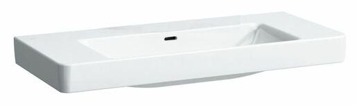 Umyvadlo Laufen Pro S 105x46 cm bez otvoru pro baterii H8169660001091