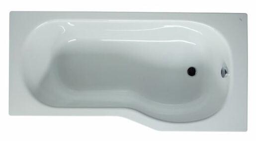 Vana Jika Tigo 160x80 cm, pravá, akrylát H2222100000001