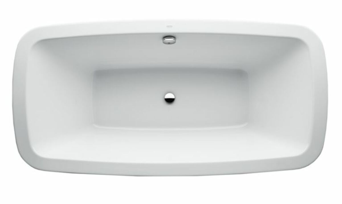 Asymetrická vana Laufen Palomba 180x90 cm akrylát H2328000000001