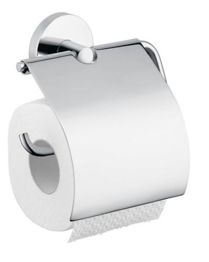 Hansgrohe LOGIS Držák role toaletního papíru, chrom 40523000