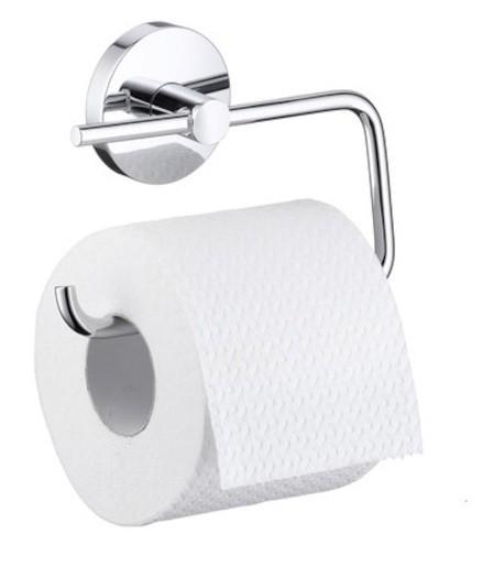 Hansgrohe Logis - Držák role toaletního papíru, chrom, 40526000