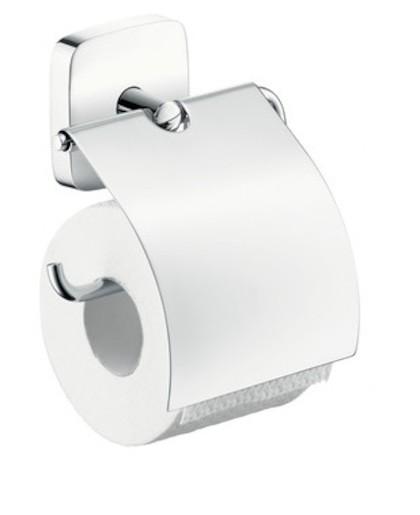 HANSGROHE PuraVida Držák role toaletního papíru, chrom 41508000