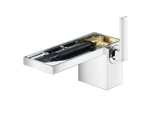 Umyvadlová baterie Hansgrohe Axor MyEdition s clic-clacem chrom 47012000