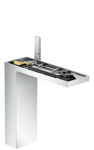 Umyvadlová baterie Hansgrohe Axor MyEdition s clic-clacem chrom 47022000