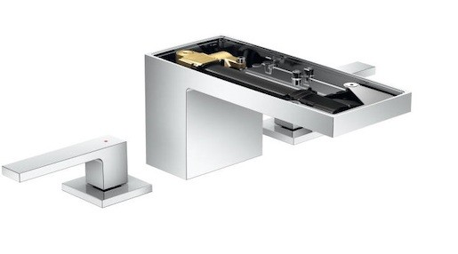 Umyvadlová baterie Hansgrohe Axor MyEdition s clic-clacem chrom 47052000