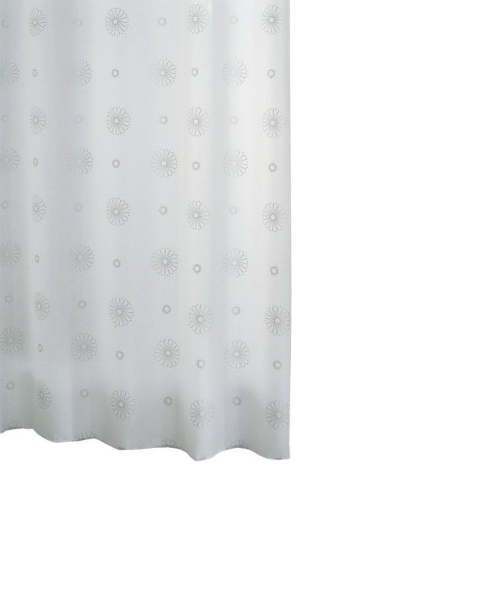 Sprchový závěs Sapho Cosmos 180x200 cm, polyester 47337