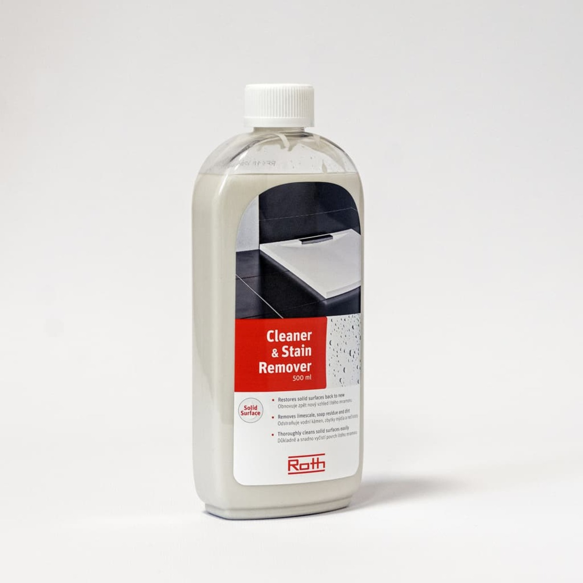 Roth Solid Surface Cleaner 5139820 - Roth SOLID SURFACE CLEANER 500 ml