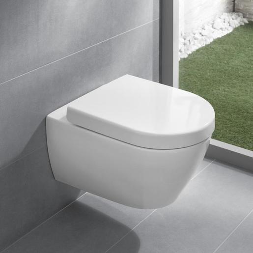 Závěsné WC Villeroy & Boch Subway 2.0, 56,5cm 5614R0T2
