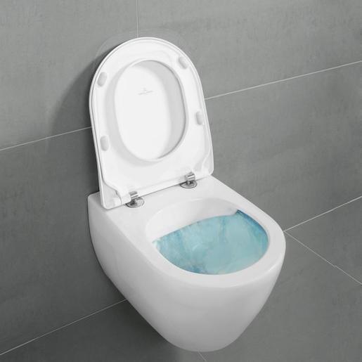 Závěsné WC Villeroy & Boch Subway 2.0, 56,5cm 5614R4R1