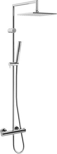 Hansa PRISMA sprchový termostatický systém DN 15 chrom - 58099113 Hansa