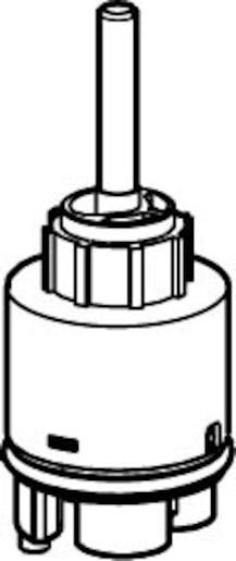 Hansa Náhradní díly - Náhradní kartuše joysticková 3,5, 59913051