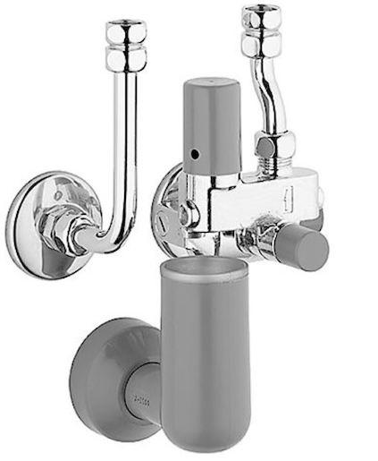 Hansa Příslušenství Pojistná skupina pro tlakové, pevné teplovodní bojlery do 200 l, chrom 63302350