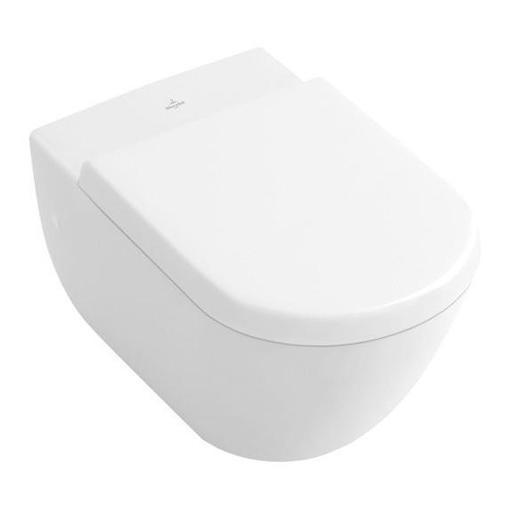 Závěsné WC Villeroy & Boch Subway 66001001