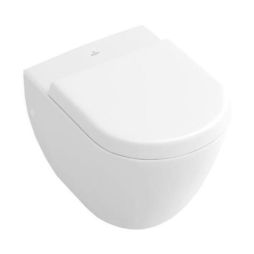 Závěsné WC Villeroy & Boch Subway 2.0 660410R1