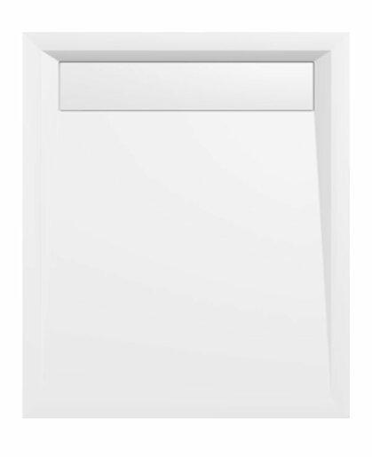 Sprchová vanička obdélníková Polysan Varesa 100x80 cm 71605