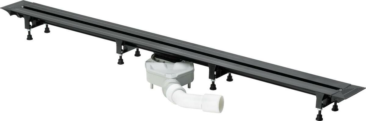 Sprchový žlab Viega Advantix Vario 120 cm plast černá 721671