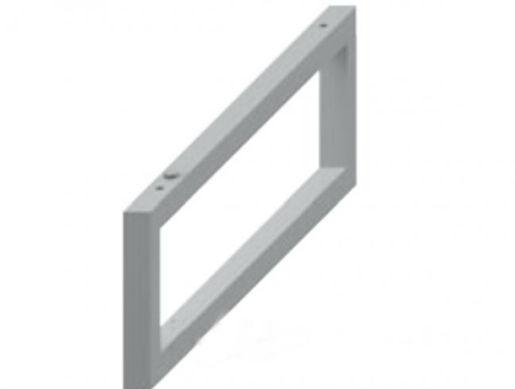 Příslušenství konzole Jika Cubito 2x42x14 cm bílá H47J0040000001