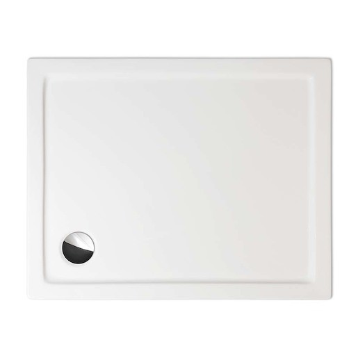 Sprchová vanička obdélníková Roth Flat Kvadro 100x80 cm akrylát 8000121