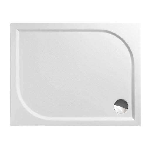 Sprchová vanička obdélníková Roth Rectan-M 100x80 cm litý mramor 8000166