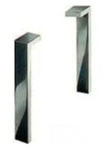 Nábytková noha Laufen Pro S 8x8 cm H4831010960041
