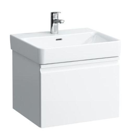 Koupelnová skříňka pod umyvadlo Laufen Pro S 52x45 cm bílá H4833510964751