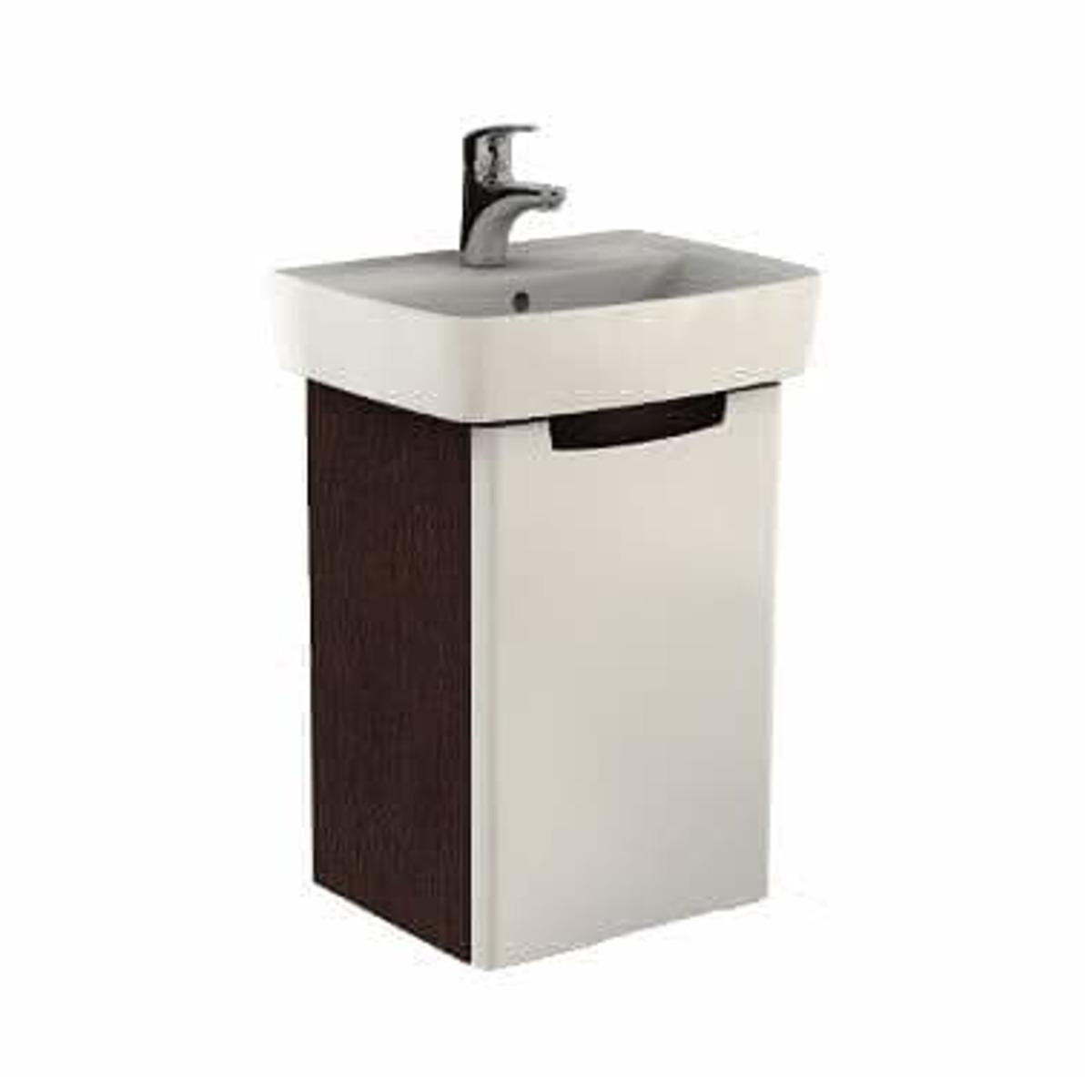Koupelnová skříňka pod umyvadlo KOLO Rekord, 40 cm,wenge P/L 89544000