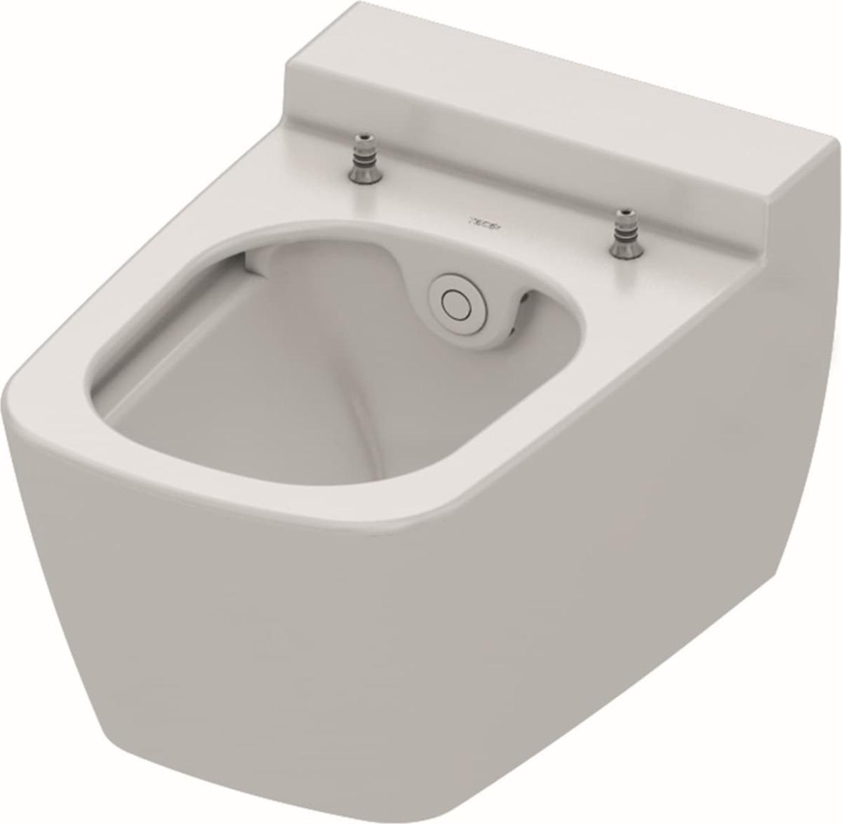 TECE WC s bidetem závěsné TECEone 9700201
