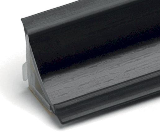 Těsnící lišta Naturel 300 cm černá 90600