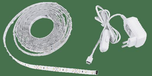 LED páska Eglo Basic 500 cm plast 92063