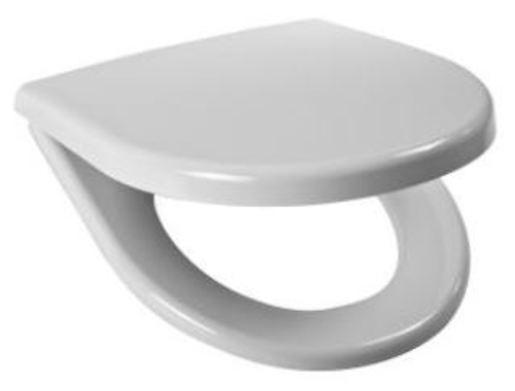 WC sedátko softclose Jika Lyra Plus/Tigo Duroplast na závěsné WC H8933853000001