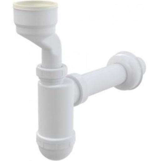 JIKA KORINT plastový sifon (náhradní díl) k urinálu 8.9440.0.000.000.1