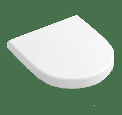 WC sedátko softclose Villeroy & Boch Subway 2.0 Duroplast 9M69S101